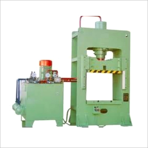 Hydraulic H Frame Deep Draw Machine