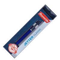 Reynolds jetter classic ball pen (Blue) Pack of 15