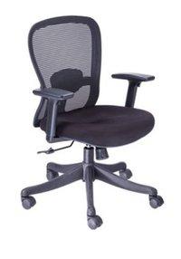 Mesh Back Cushion Chair