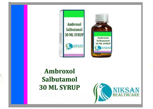 Ambroxol Salbutamol Syrup