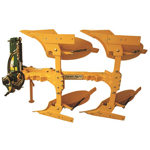Agricultural Reversible Plough