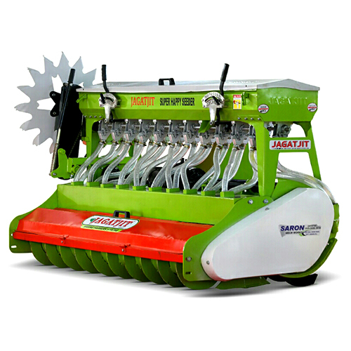 Agricultural Mulcher Machine
