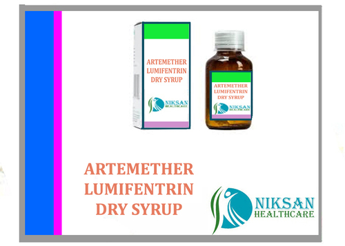 Artemether Lumifentrin Dry Syrup