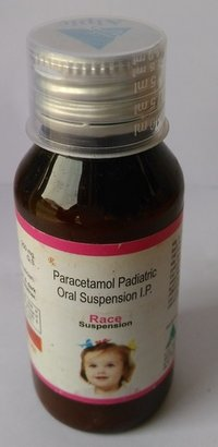 Paracetamol 250mg SUSPENSION