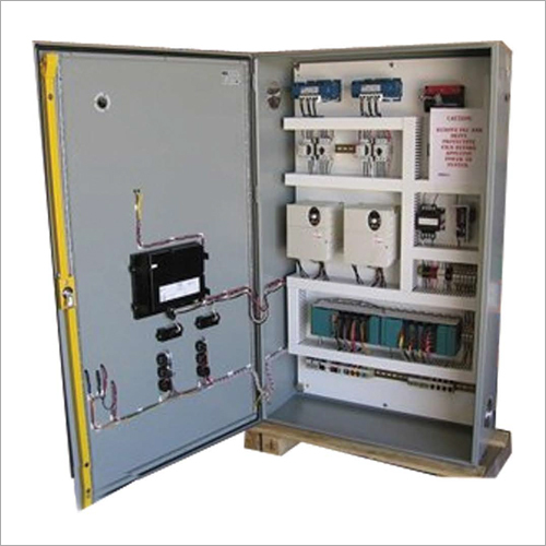 A Variable Frequency Drive Panel