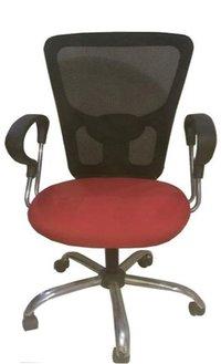 Revolving Mesh Chair