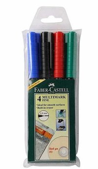 Faber-Castell Multi-Marker - Pack of 10 (Assorted)