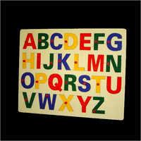Alphabet Liftout English