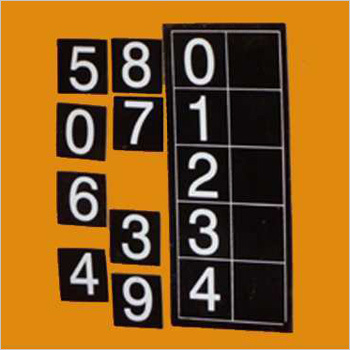 Number Matching Box
