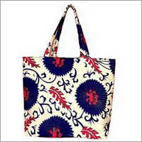 Infant Yogi Designer Cotton Tote Bag