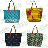 Vintage Sari Handbags or Tote Bags