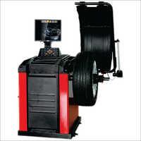 AUTO PLUS 3D Videographic Wheel Balancer