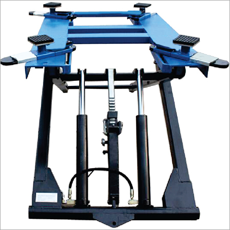 AUTO PLUS Low Rise Scissor Lift