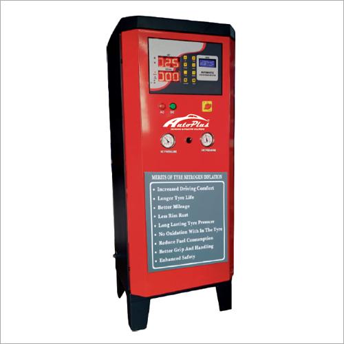AUTO PLUS Fully Automatic Nitrogen Inflator
