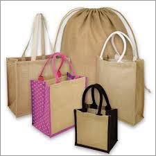 10 Reject Jute or Hemp - Cotton Bags