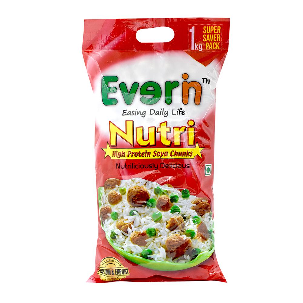 1kg Nutri Soya Chunk