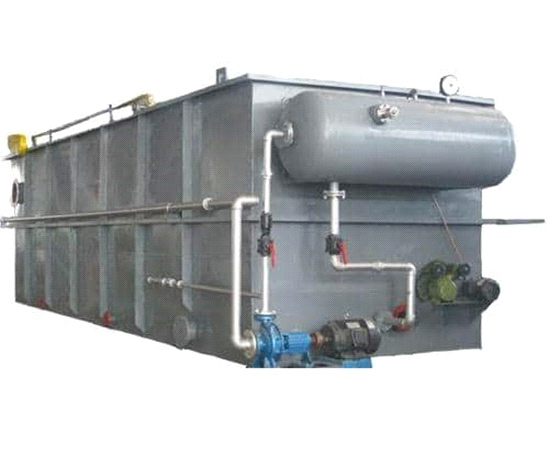 Dissolved Air Flotation System