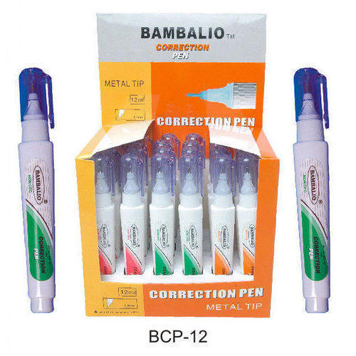 Bambalio BCP-12 Correction Pen