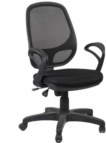 Office Mesh Back Cushion Chair