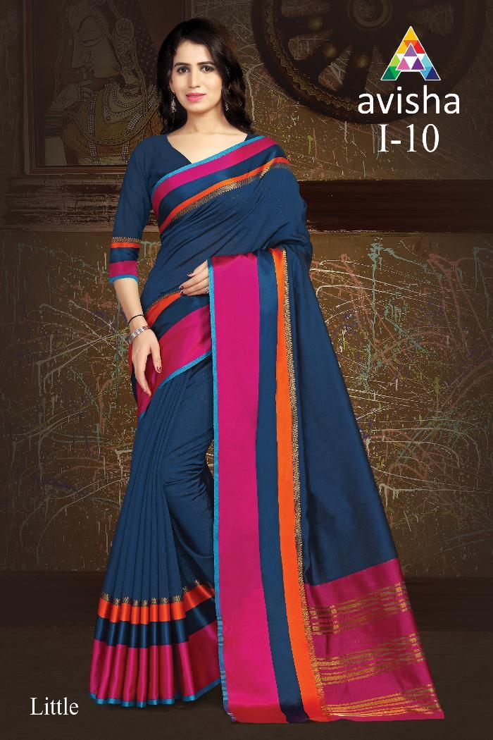 Avisha-10 silk saree