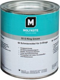 MOLYKOTE M 55 O RING 1 KG TIN