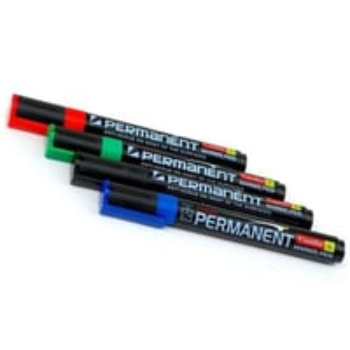 Camlin Permanent Marker Pen (Pack Of 10)