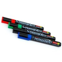 Camlin Permanent Marker Pen (Pack Of 10)