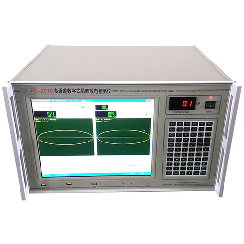 2-Channel Partial Discharge Detector