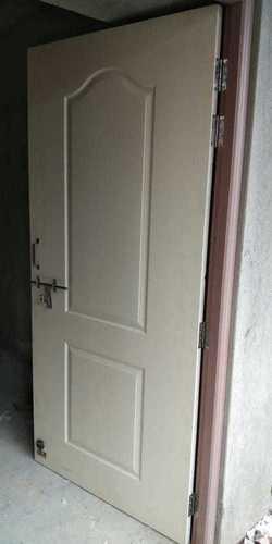 Wpc plain door