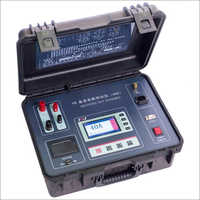 YR type DC Resistance Test Instrument