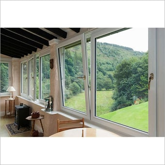 Upvc Tilt And Turn Window Application: Industrial