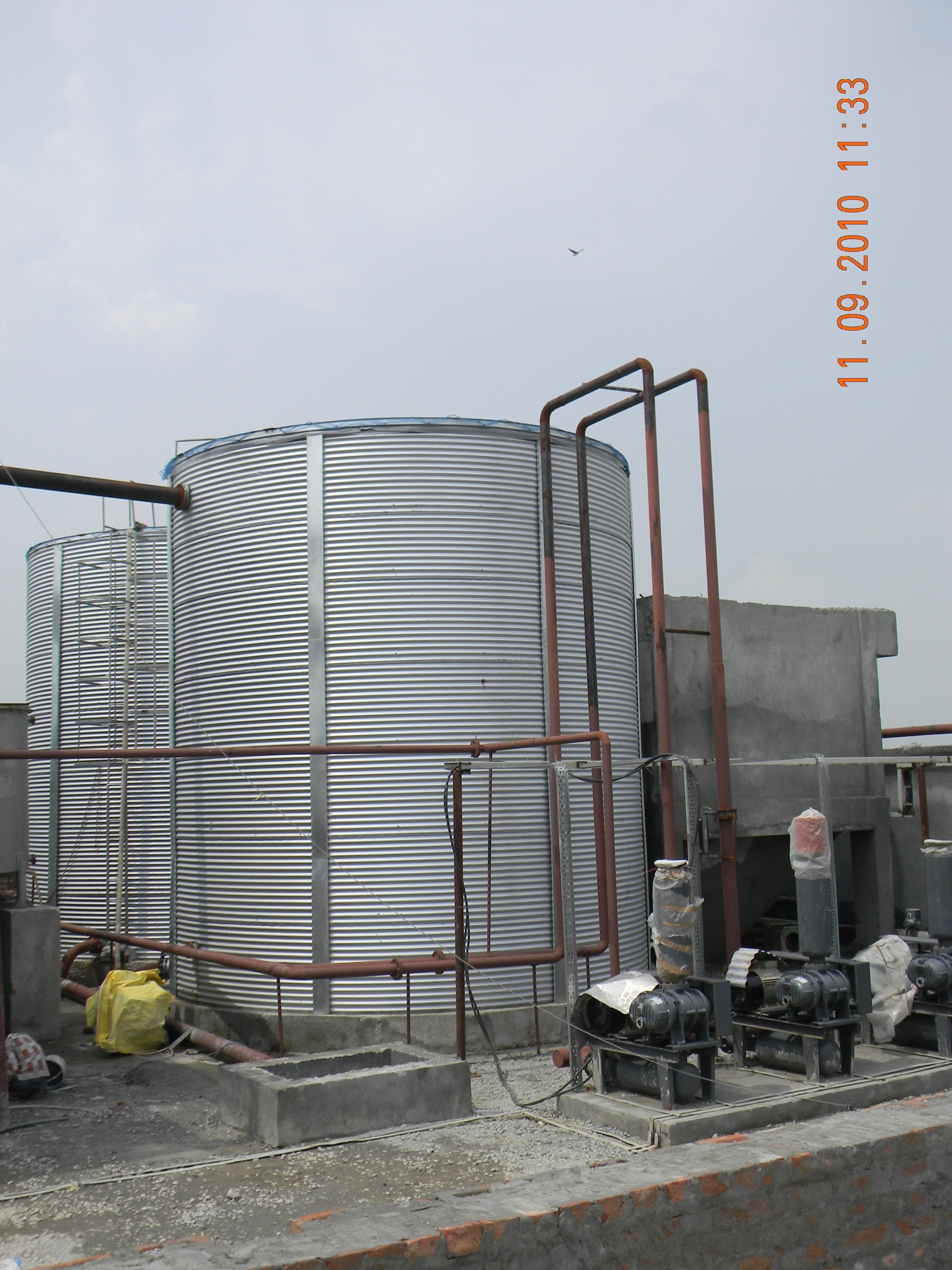 Prefabricated Tank