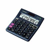 Casio Dual Power Electronic Calculator MJ-120D Plus BK