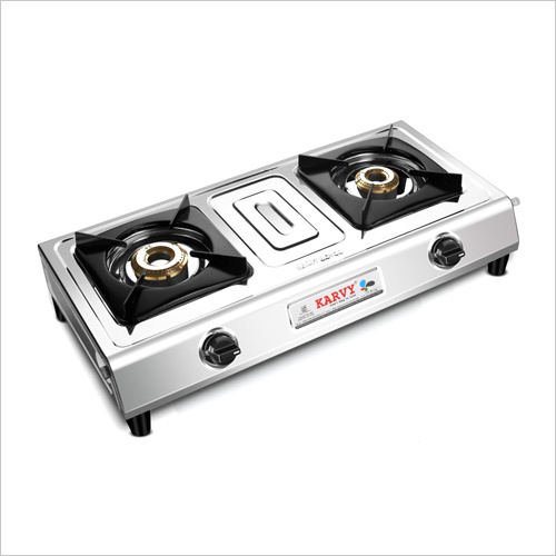 Mini Gold Double Burner