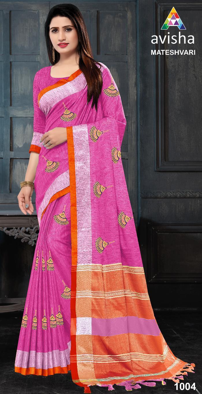 Avisha Mateshwari-1 Saree catalog