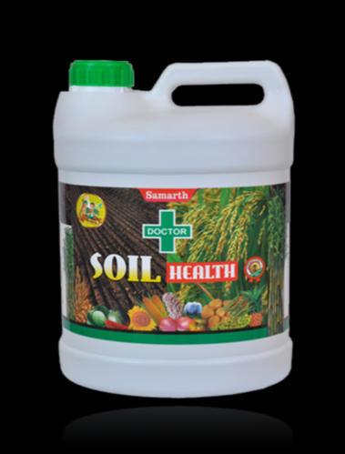 Dr. Soil Health
