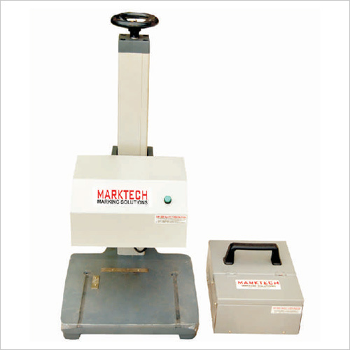 LCD Dot Pin Marking Machine