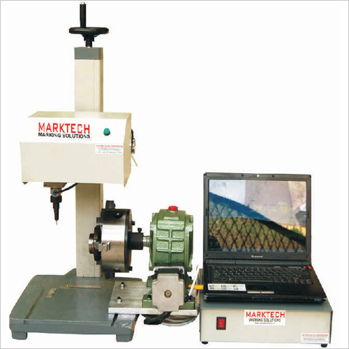 3D Dot Pin Marking Machine