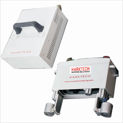 Porta Pnematic Portable Dot Pin Marking Machine