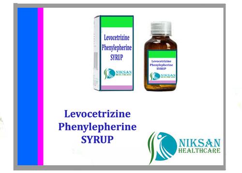 Levocetrizine Phenylepherine Syrup