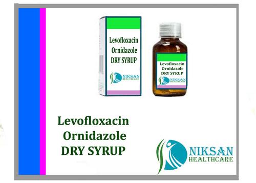 Levofloxacin Ornidazole Dry Syrup