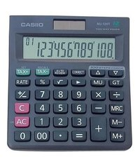 Casio MJ-120T-W Basic Calculator  (12 Digit)