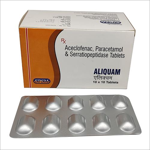 Anti infalamatory Aliquam Tablet
