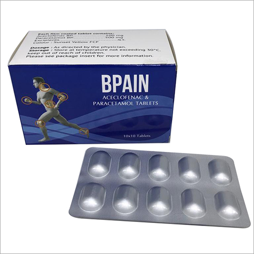 B Pain Tablet