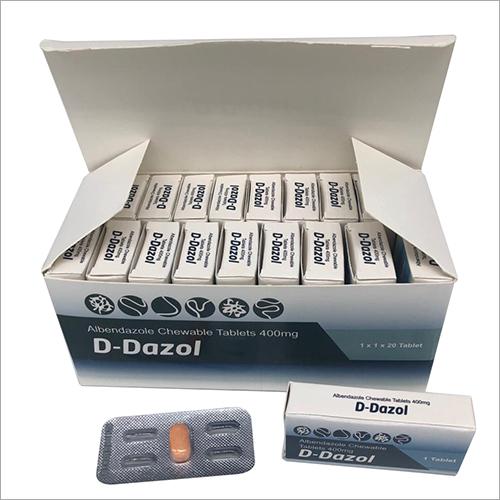 ANTHELMENTICS D-Dazol tablet