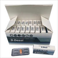 ANTHELMENTICS D-Dazol tablet