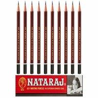 Nataraj 621 Pencils,- Pack of 10
