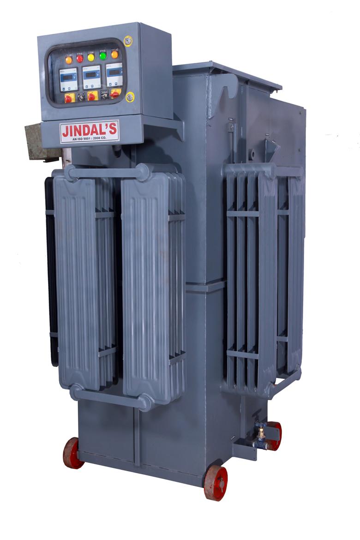 Three Phase Voltage Regulator