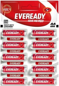 Eveready AA 1015(10 PCS)