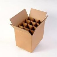 water bottel corrugated box